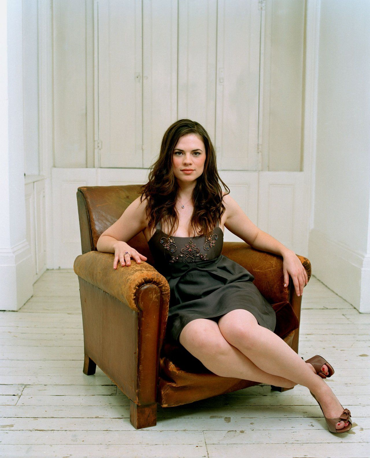 Hayley Elizabeth Atwell is a top beautiful British-American actress