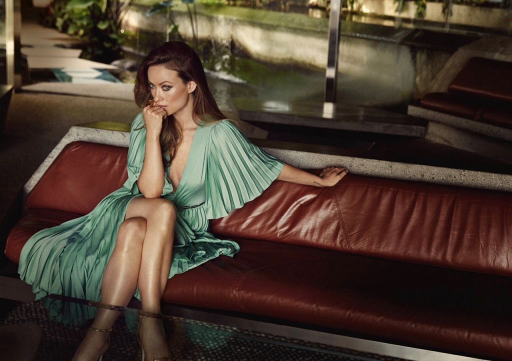 Olivia Wilde Said Women In Every Industry Have To Learn To Play The Sexuality Game