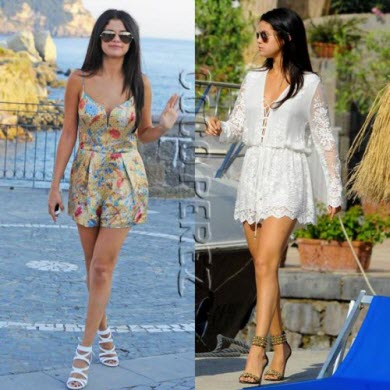 The most sexiest pictures of the beautiful actress Selena Gomez